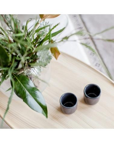 Ceramic espresso cup