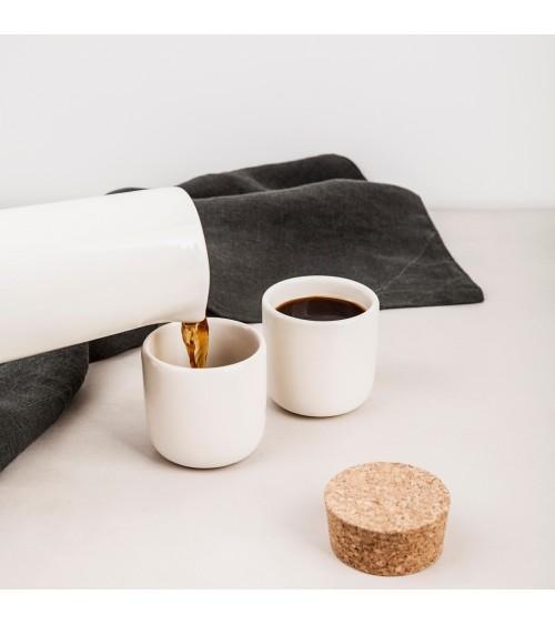 small cup for Espresso coffee