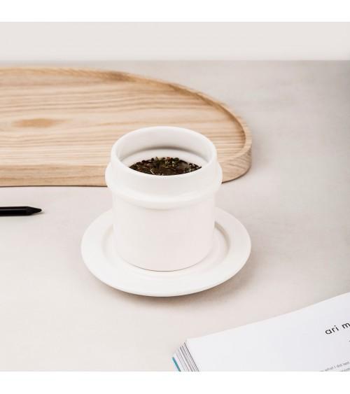 puodelis skandinavisko dizaino