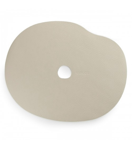 ivory color placemat